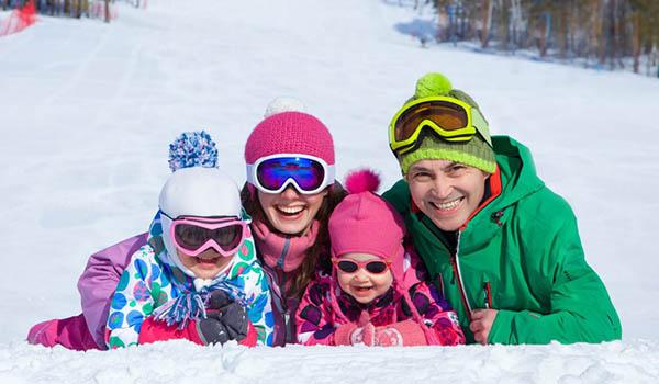 Speciale 5 giorni sulla neve!