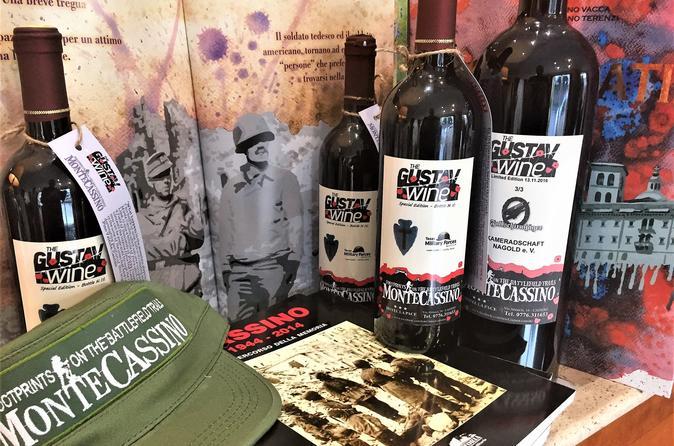 Aperitivo con la storia di Monte Cassino
