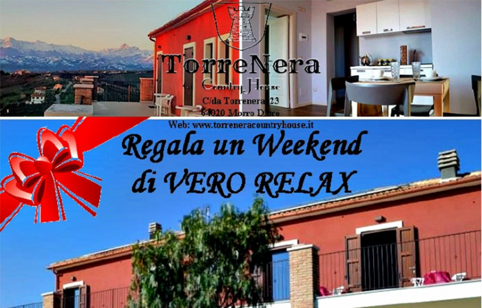 Regala un Weekend di vero relax