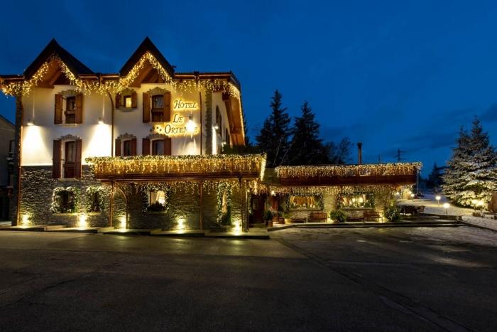 Hotel Le Ortensie Roccaraso