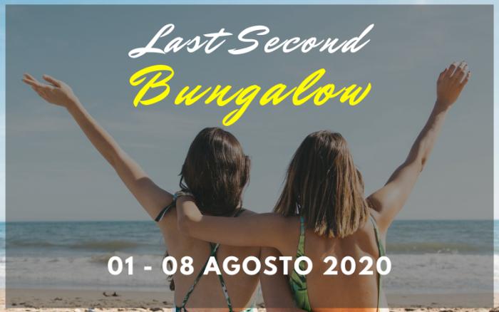 Offerta Last Second Bungalow