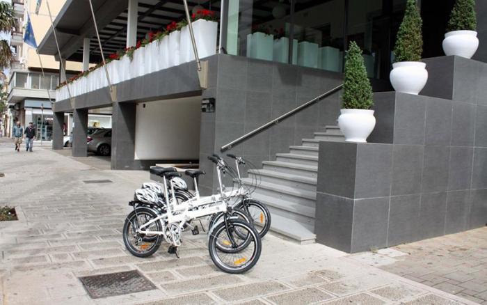 Palazzo Virgilio City Bike