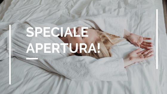 Speciale APERTURA!
