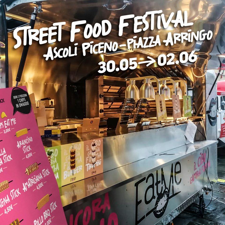 Ascoli Piceno Street Food Festival