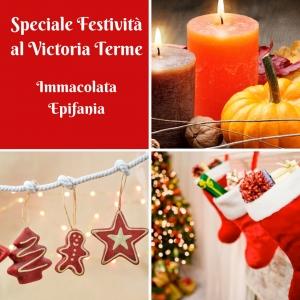 Speciale Festività: Immacolata - Epifania
