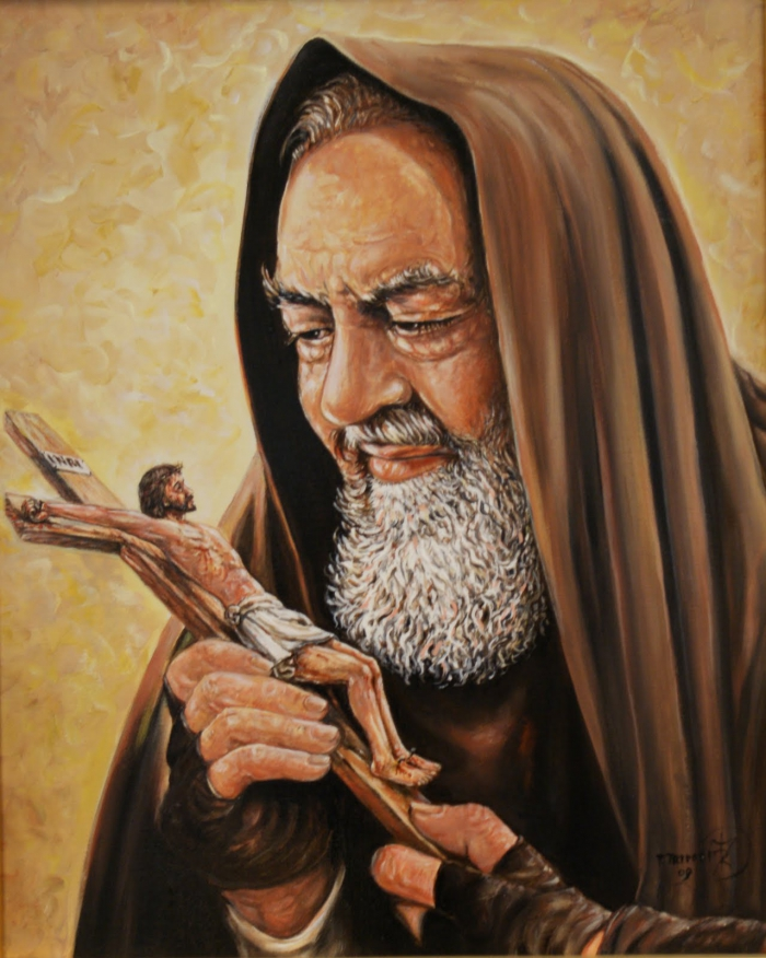Ai luoghi di San Pio
