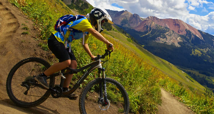 La guide au Mountain – Byking
