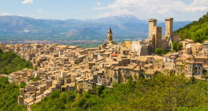 """Abruzzi and the """"most beautiful Suburbs in Italy"""""""