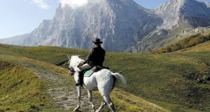 Itinerari di Trekking a Cavallo