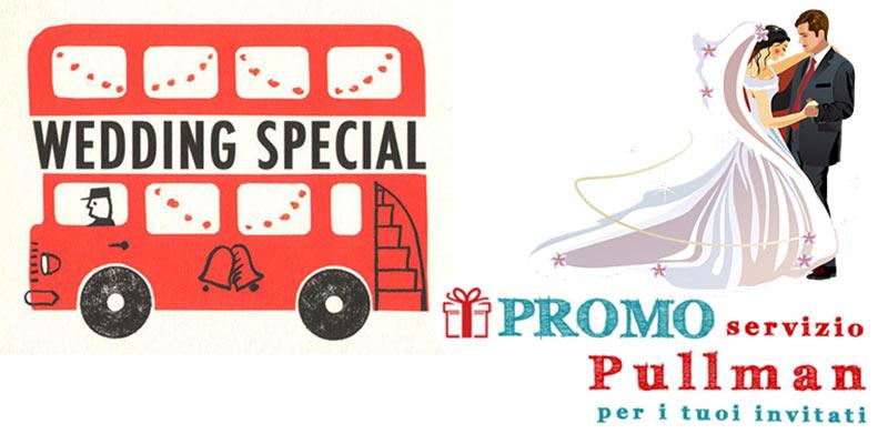 Promozione Wedding Bus