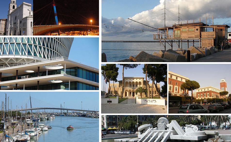Pescara: piccola guida per soste brevi
